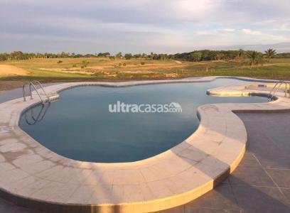 Terreno en Venta Zona del Urubó, a 20 minutos del 4to anillo, camino a Tarumatu, Complejo Campestre Urubó 3. Foto 4