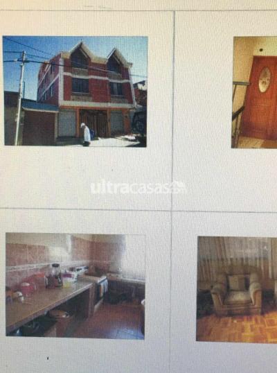 Casa en Venta en La Paz Chasquipampa Calle 63 de Chasquipampa, altura  parada pumakatari