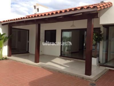 Casa en Alquiler en Santa Cruz de la Sierra 3er Anillo Este Casa en Alquiler 5to Anillo entre Av. Beni y Av. Banzer
