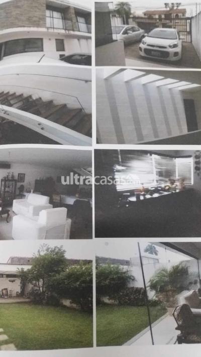 Casa en Venta en Santa Cruz de la Sierra 5to Anillo Norte calle Luisa Withendal no 4250