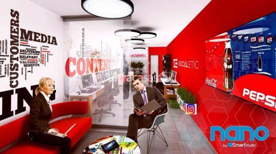 Oficina en Venta SMART OFFICE - 35m2 - Equipetrol e Isuto Laplata 8 Este Foto 2