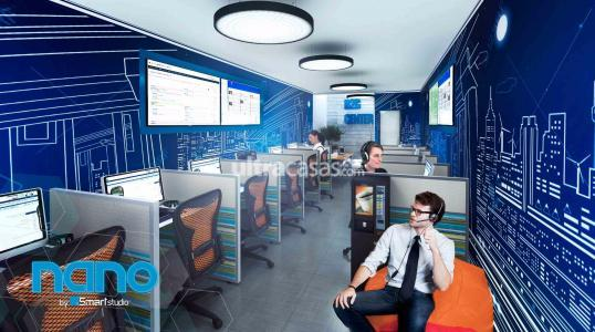 Oficina en Venta SMART OFFICE - 35m2 - Equipetrol e Isuto Laplata 8 Este Foto 4