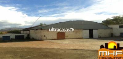Galpón en Alquiler en Cochabamba Jayhuayco AVENIDA KILLMAN