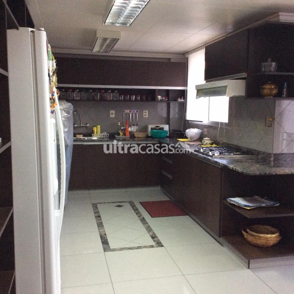 Calacoto Hermoso Departamento De 198m2 Living Comedor Amplios  # Muebles Living Comedor
