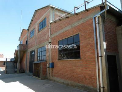 Galpón en Venta en El Alto 16 de Julio Zona Rio Seco, altura teleférico Azul