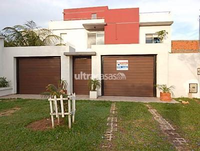 Casa en Alquiler en Santa Cruz de la Sierra 4to Anillo Norte CASA EN ALQUILER COMPLETAMENTE AMOBLADA Y EQUIPADA