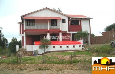 Casa en Venta en Cochabamba Quillacollo Sipe Sipe a 25 km de la ciudad.