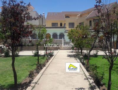 Casa en Venta en La Paz Achumani Calle 37