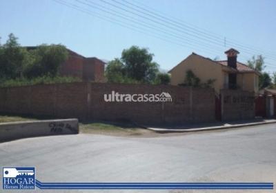 Terreno en Venta en Cochabamba Sarco