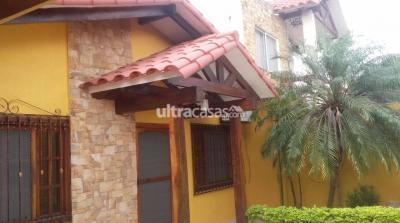 Casa en Anticretico en Santa Cruz de la Sierra 4to Anillo Norte CASA EN ANTICRETICO EN AV. PARAGUA BARRIO CONAVI (SIN DEUDAS)