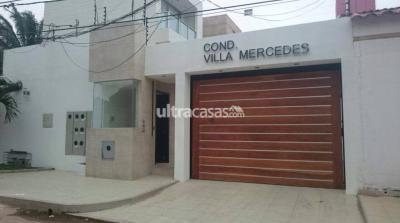 Casa en Alquiler en Santa Cruz de la Sierra 3er Anillo Este Barrio Villa Mercedes