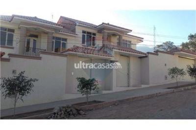 Casa en Venta en Cochabamba Tiquipaya AVENIDA MISICUNI