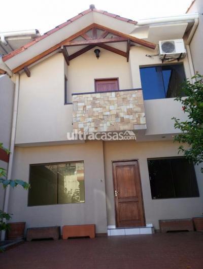 Casa en Alquiler en Santa Cruz de la Sierra 3er Anillo Norte ENTRE MUTUALISTA Y PARAGUA ENTRE 3ER. Y  4TO. ANILLO.