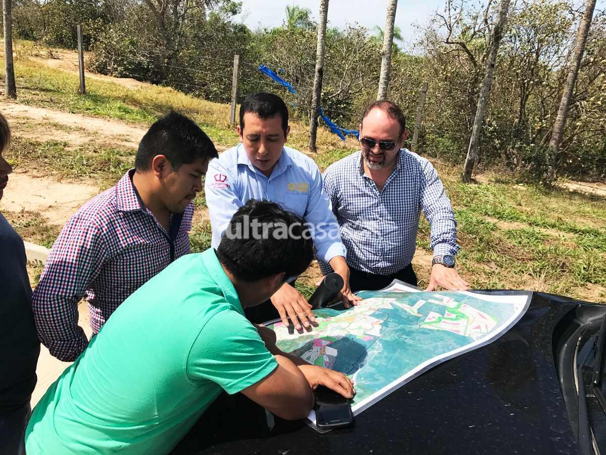 Terreno en Venta Urubó a 15 minutos del 4to. anillo Foto 3