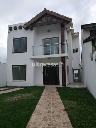 Casa en Venta en Santa Cruz de la Sierra 7mo Anillo Norte 7mo anillo de la avenida alemana y 2 de agosto
