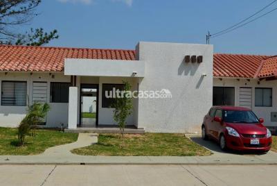 Casa en Alquiler en Santa Cruz de la Sierra Carretera Norte Condominio La Fontana Family km 11 al norte