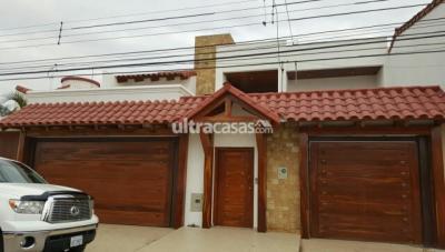 Casa en Venta en Santa Cruz de la Sierra 2do Anillo Norte Av. Alemana c/Pachuiba casa Nº 2480 entre segundo y tercer anillo.