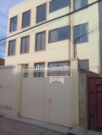 Departamento en Alquiler en La Paz La Florida Alto Florida, calle 2