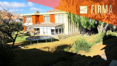 Casa en Alquiler en La Paz Calacoto FCA1520 – CASA EN ALQUILER, CALACOTO