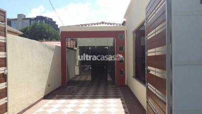 Casa en Venta en Cochabamba Queru Queru Av. Oblitas #279 entre Pasaje Eliodoro Camacho y Av. Villaroel