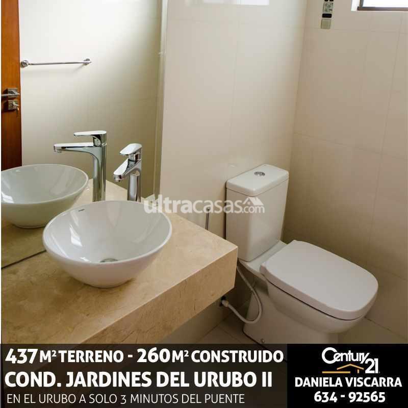 Casa en Venta URUBO, Condominio Jardines del Urubo II Foto 7