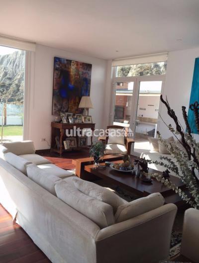 Casa en Venta en La Paz La Florida La Florida Urbanización Privada
