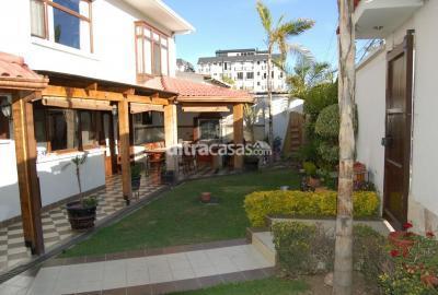 Casa en Venta en Cochabamba Queru Queru Av. Melchor Urquidi