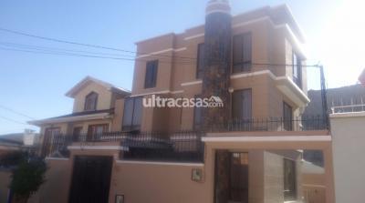 Casa en Venta en La Paz Achumani Achumani La Barqueta soleada