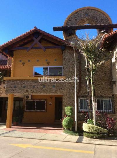 Casa en Venta en Santa Cruz de la Sierra 2do Anillo Norte Condominio Güemes (Equipetrol)