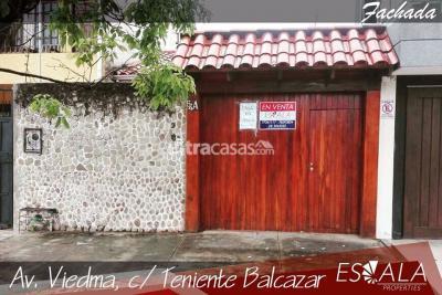 Casa en Venta en Santa Cruz de la Sierra 1er Anillo Sur DE OCASION CASA EN VENTA ZONA PRIMER ANILLO