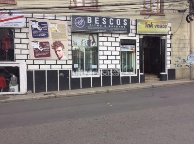 Local comercial en Alquiler en La Paz Centro Capitan Ravelo entre Montevideo y Fernando Guachalla