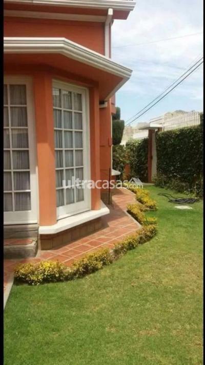 Casa en Venta en La Paz Achumani Achumani, Calle 40 y principal  La Paz