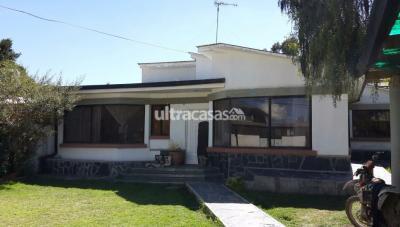 Casa en Venta en La Paz Mallasa Mallasa calle 4