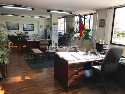 Oficina en Alquiler en La Paz Obrajes Calle 12 de Obrajes Edificio Ignacio de Loyola