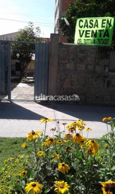 Casa en Venta en Cochabamba Centro Tarapaca entre mejico y reza