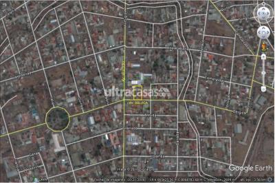 Departamento en Venta en Cochabamba Alalay Lote en Av. Beljica y Av. Siglo XX