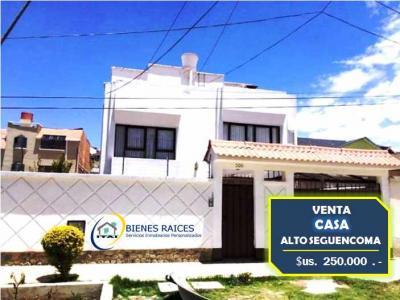 Casa en Venta en La Paz Seguencoma CASA EN VENTA - Alto Seguencoma