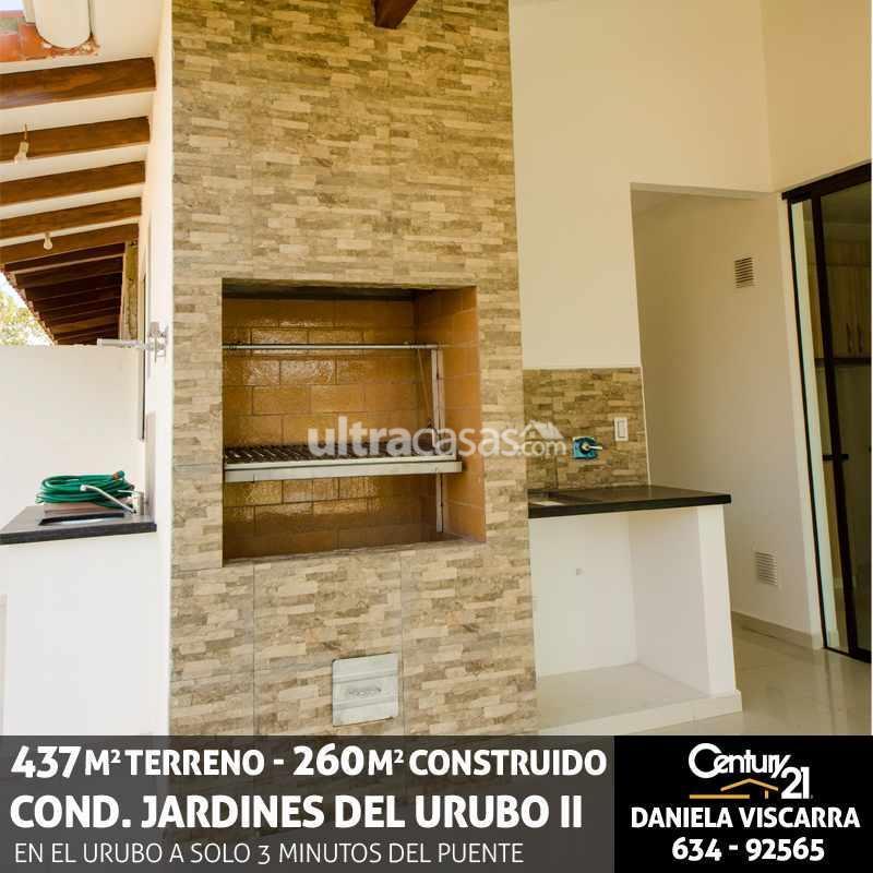 Casa en Venta URUBO, Condominio Jardines del Urubo II Foto 13