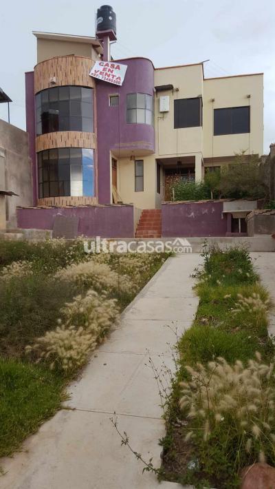 Casa en Venta en Sucre Sucre zona piscina olimpica