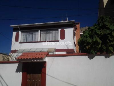 Casa en Venta en La Paz Bolognia Zona Sur, Bolonia La Paz, Bolivia