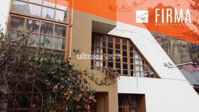 Casa en Alquiler en La Paz Achumani FCA1526 – CASA EN ALQUILER, ACHUMANI