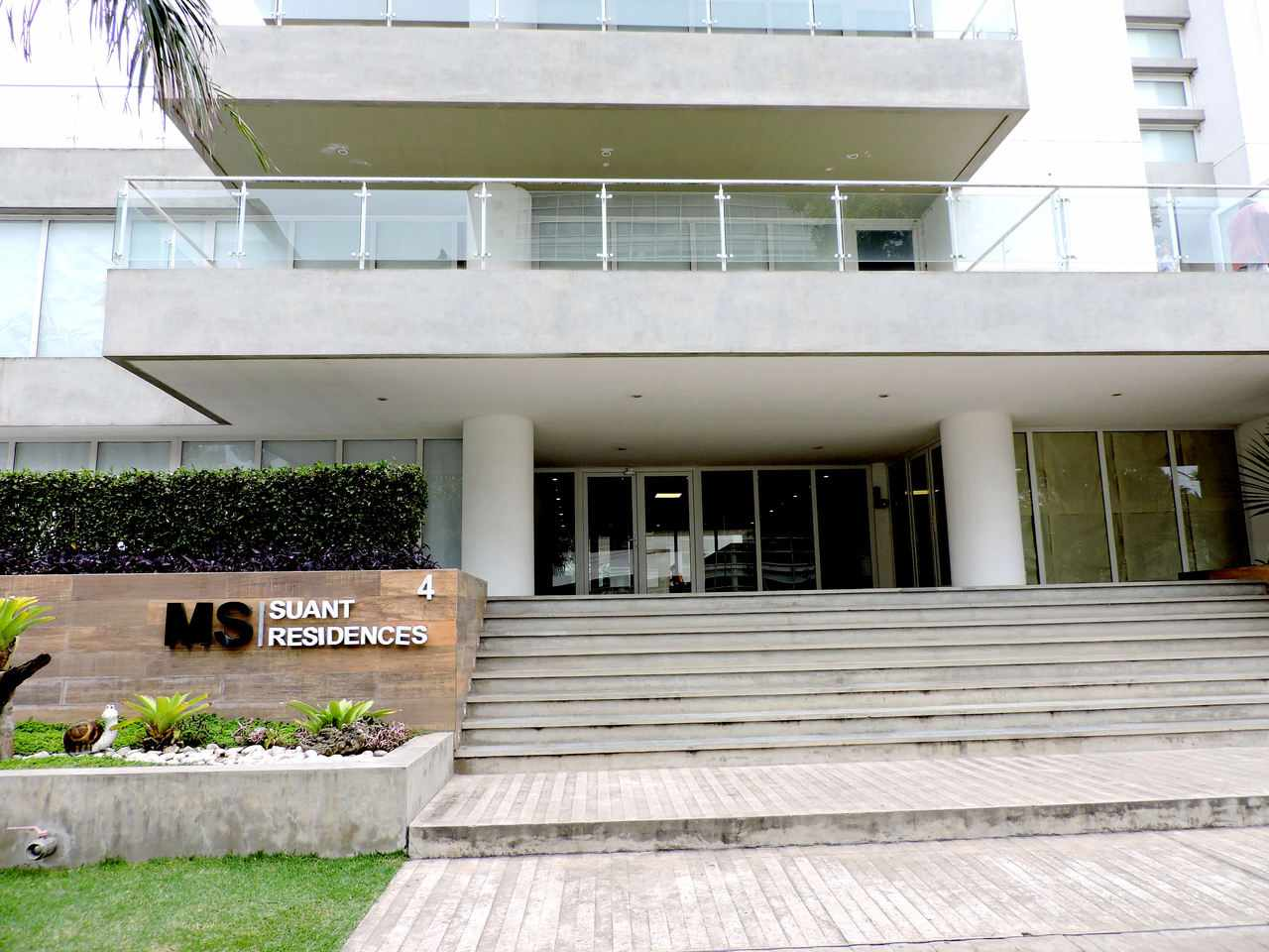 Departamento en Venta DEPARTAMENTO DE LUJO TOTALMENTE AMOBLADO Y EQUIPADO EN COND MS SUANT RESIDENCE  Foto 2