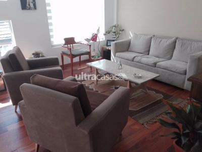 Departamento en Alquiler en La Paz Achumani Departamento amoblado en alquiler