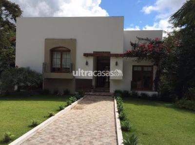 Casa en Alquiler en Santa Cruz de la Sierra Urubó CONDOMINIO URUBO GREEN EN ALQUILER!!!