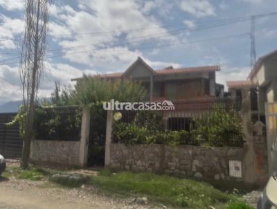 Casa en Venta en Cochabamba Quillacollo En Vinto inmediaciones universidad adventista y colegio agua viva de la roca