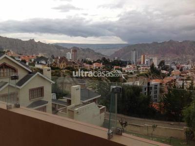 Departamento en Venta en La Paz Achumani Porvenir