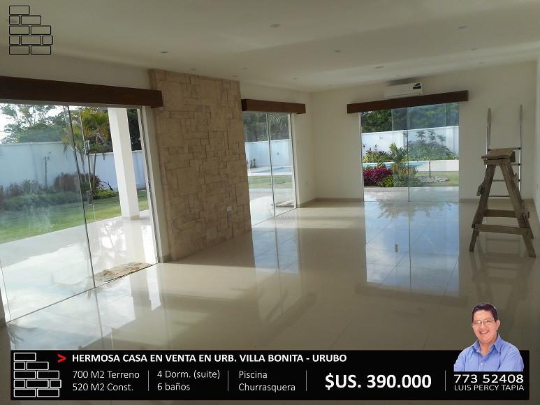 Casa en Venta Villa Bonita - Zona del Urubó Foto 3