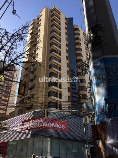 Departamento en Venta en La Paz San Jorge Calle Campos # 296 esquina Av. 6 de Agusto, zona SAN JORGE