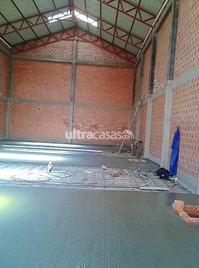 Galpón en Alquiler en El Alto Villa Bolívar galpon en alquiler