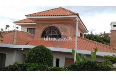 Casa en Venta en Cochabamba Sacaba angel Castellon